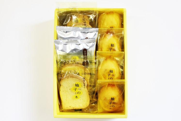 柚子の木 スイーツ べストセレクションA