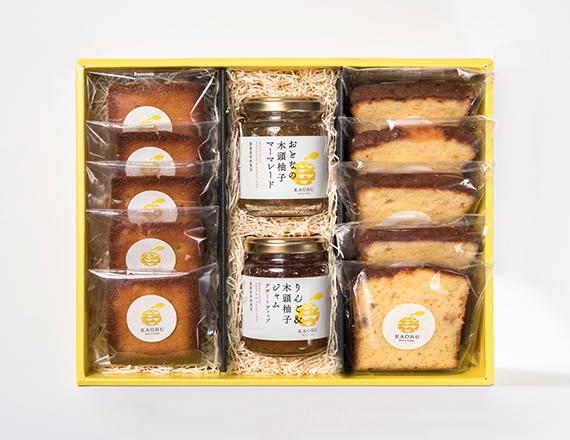 KAORU焼き菓子アソート&ジャムセット
