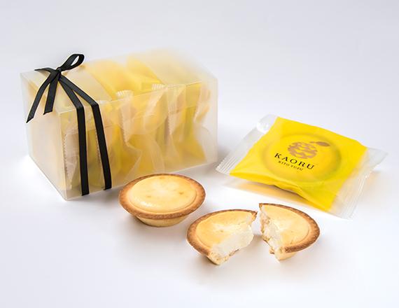木頭柚子チーズタルトセット <6個入>