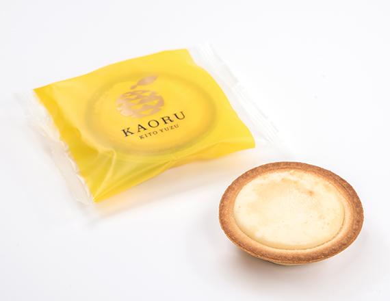 木頭柚子タルト チーズ味