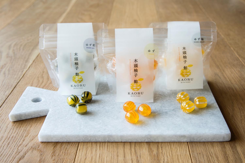 柚子香る「木頭柚子 和のスイーツ&グロッサリー」発売!