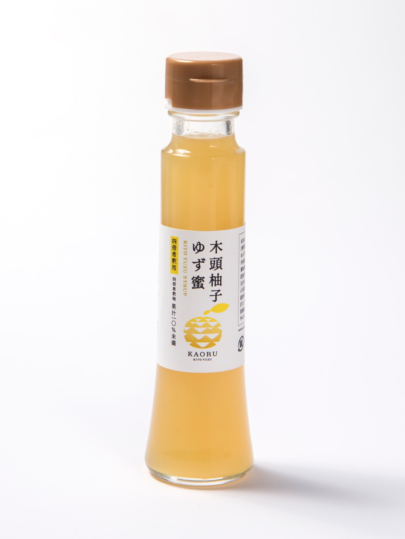 木頭柚子ゆず蜜