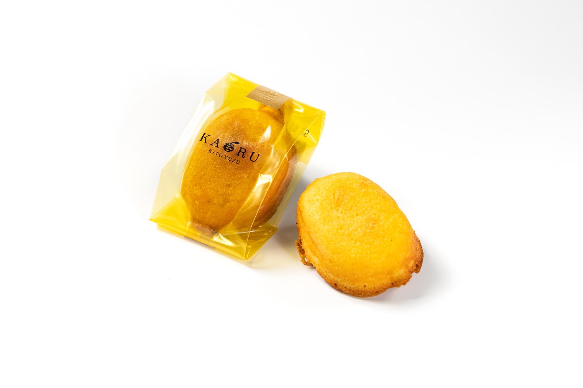 木頭柚子 レモンケーキ
