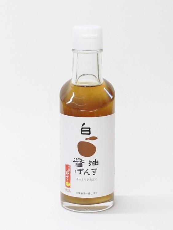白醤油ぽん酢 200ml